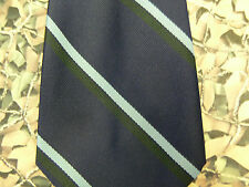 Royal Corps Of Signals Regimental (Stripe) Tie