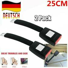 Auto Sicherheit Sitzgurt Safety Belt Extender Verlängerung Schnalle Lock Clip,2x