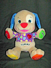 Fisher Price Laugh & Learn Puppy Teaches Counting, Alphabet, Numbers, Colors...