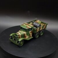 Well Painted 28mm bolt action finnish GAZ AA Supply truck #2 ww2 (plastic)