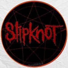 Slipknot Logo Embroidered Big Patch for Back Metal Band Sid Wilson Chris Fehn