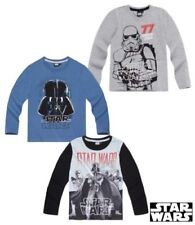 Blue Long Sleeve T-Shirts & Tops (2-16 Years) for Boys