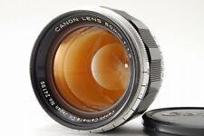 【Near Mint】Canon 50mm F/1.2 Leica Screw Mount L39 LTM Lens From Japan 077