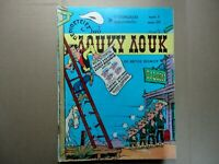 DARGUAD,LUCKY LUKE,1st GREEK EDITION 1977,No 7.VF CONDITION,VINTAGE.COMB. S/H