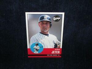 2001 Upper Deck Vintage Derek Jeter #153
