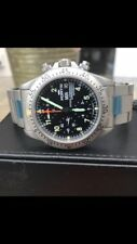 Fortis Cosmonauts  Chronograph Lemania 5100  Pilot Version  - New Old Stock !