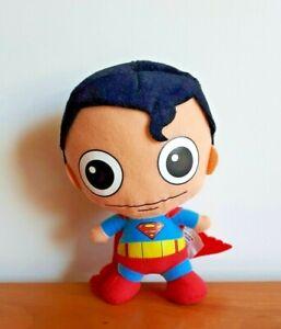 DC Comics Superman Plush - Soft Stuffed Toy  - 16cm