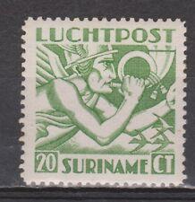 Luchtpost LP 3 MNH PF Suriname 1930 Mercuriuskop airmail luchtpostzegel
