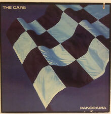 The Cars / Panorama vinyl LP 1980 New Wave /Pop/Synth Excellent+ / Touch and Go
