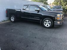 Chevy Silverado Gmc Sierra 14-18 Extended Cab Chrome Flat Body Side Molding trim