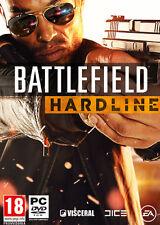Battlefield Hardline PC IT IMPORT ELECTRONIC ARTS