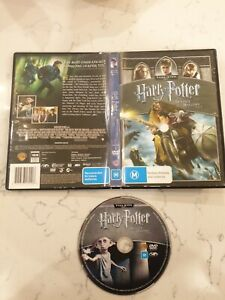 Harry Potter And The Deathly Hallows : Part 1 (DVD, 2012) Region 4 free post