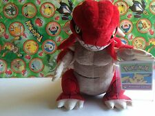 "Pokemon Center Groudon 2006 Plush Pokedoll 10"" Big stuffed toy figure US Seller"