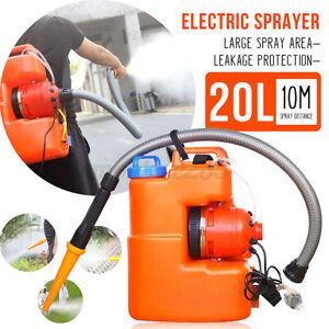 20L Sprühgeräte Electric Sprüher ULV Ultra Niedrige Kapazität Fogger Sprayer
