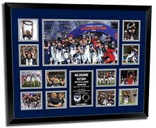 MELBOURNE VICTORY 2017/18 A-LEAGUE WINNERS LIMITED EDITION FRAMED MEMORABILIA