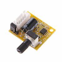 5V-12V 2A 15W DC Sensorless Brushless Driver Board BLDC Motor Speed Controller