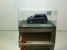 JCOLLECTION SUZUKI SWIFT SPORT 2007 - BLUE METALLIC 1:43 - EXCELLENT IN BOX