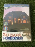 💿 Punch Professional Home Design Suite - PC CD-ROM - NEW & SEALED