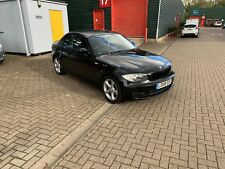 BMW 120D coupe SE spares or repairs