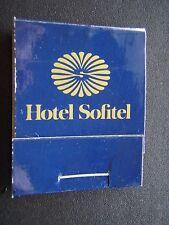 HOTEL SOFITEL PHILIP MORRIS SUPER LIGHTS MATCHBOOK