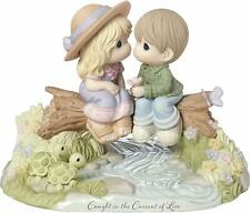 Precious Moments Limited Edition Caught in The Current of Love Bisque 183003