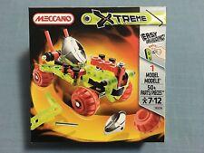 Meccano Xtreme 1822A 1 Model 50 Pieces