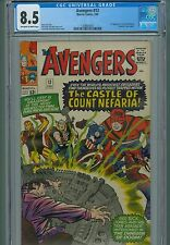 Avengers 13 CGC 8.5 Marvel Movie Infinity War Thor Iron Man Captain America Wasp