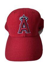 MLB Los Angeles Angels Nike Hat Cap Size Adjustable