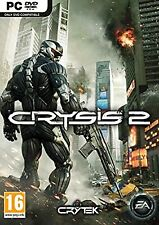 Crysis 2 (PC DVD), , Used; Good Game