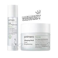 Primera Pure Brightening Fluid Sleeping Mask Whitening Newest Ver + Free Samples