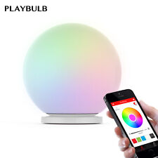 PLAYBULB Sphere Smart Waterproof LED Glass Orb Lamp Color Changing Night Light