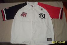 1938,RUN ATHLETICS,XL,BASEBALL,JERSEY,VINTAGE,JOSEPH SIMMONS,EMBROIDERED,ALL STA