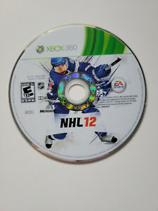 NHL 12 - Xbox 360 - Disc Only - Free Shipping