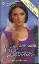 Il processo. Romanzo di Lyn Stone - Ed. Harlequin Mondadori