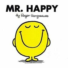 Mr. Happy (Mr. Men and Little Miss)-ExLibrary