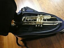 BACH TRUMPET with gig bag
