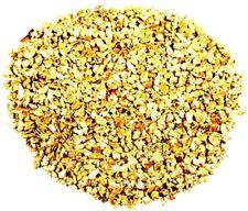 100 PIECE LOT ALASKAN YUKON BC NATURAL PURE GOLD NUGGETS FREE SHIPPING (#L250)