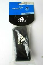 Adidas Wrestling Lace Bandage Guard Black -One Pair -One Size Fits All New