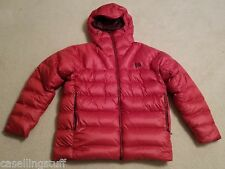 North Face IMMACULATOR Down Jacket Extra Large XL Cardinal Red New w/o Tags $349