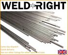 weldright ALLUMINIO ALU 4043 BACCHETTE SALDATURA TIG - quantità di 1.6MM mm