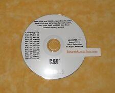 UENR3725 Caterpillar 259D 279D 289D 257D 277D 287D Factory Repair Shop Manual