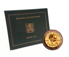 2 Euro Gedenkmünze/Sondermünze Vatikan 2018 50.Todestag von Padre / Pater Pio