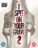 Neuf I Spit Sur Votre Tombe 2 Blu-Ray
