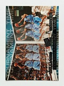 Vince Carter and Shammond William #41 Rookie RC Tournament Time Press Pass 1998
