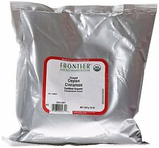 Frontier Ceylon Cinnamon Organic Ground Powder , 1 Pound, New, Free Shipping