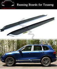 Running Boards fits for VW Touareg 2011-2018 Side Step Nerf Bars Protector