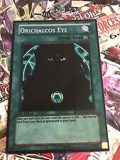 Orica  Cosplay card Orichalcos Eye custom card!
