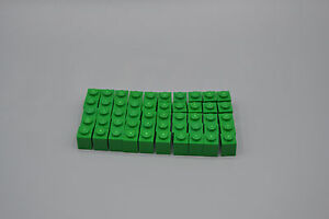 LEGO 50 x Basisstein 1x1 grün green basic brick 3005 300528