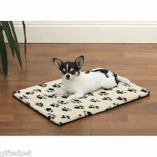 Slumber Pet Pawprint Crate Mat