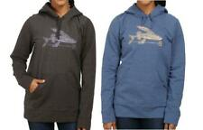 New Patagonia Midweight Flying Fish Hoodie Hooded Sweatshirt Organic Cotton $79